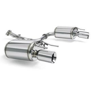 Picture of Strong Car Exhaust